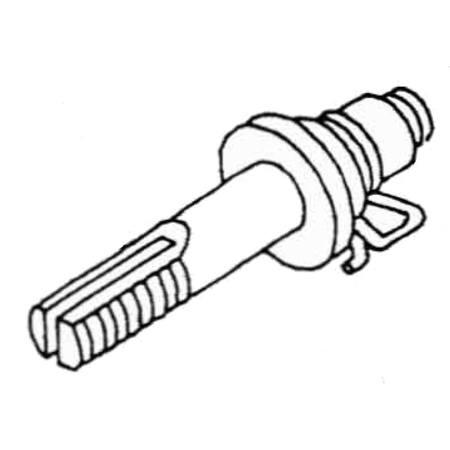Thread Tension Wheel Post, Juki #210-59902