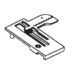 Coverstitch Needle Plate, Viking #2150011501