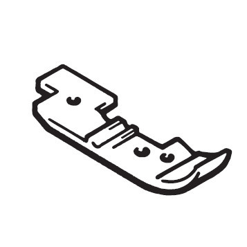 Presser Foot Assembly, Pegasus #2771140