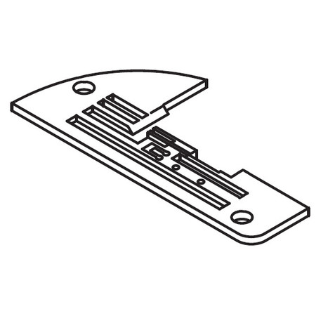 Needle Plate, Pfaff #29-924993-81/735