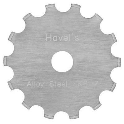 45mm Wide Skip Blade, Havels