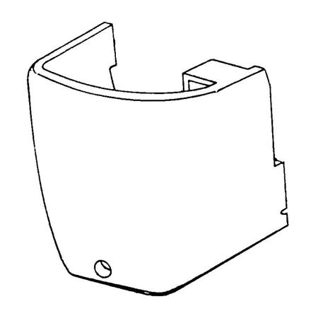 Face Plate (No Grille), Singer #356806-452