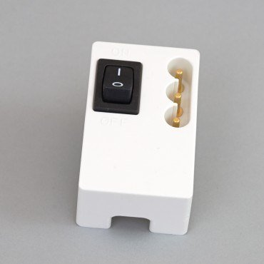 Machine Socket 120V, Janome #395712-57