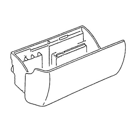 Accessory Box, Elna #395716-88