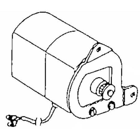 Motor 120V, Elna #395724-30