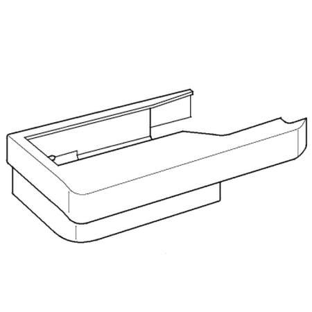 Extension Table Unit, Elna #395762-17