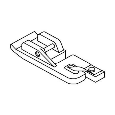 Zig Zag Rolled Hemmer Foot, Juki #40080957