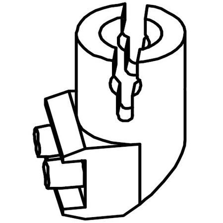 Hook Holder Assembly, Juki #40107612