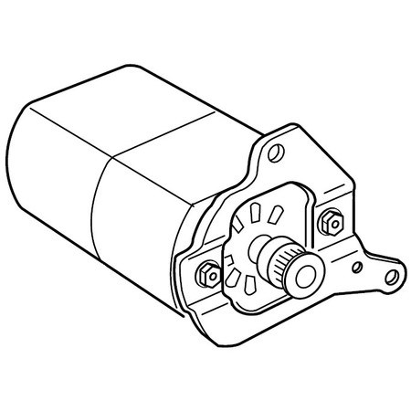 Motor, Pfaff #4160407-01