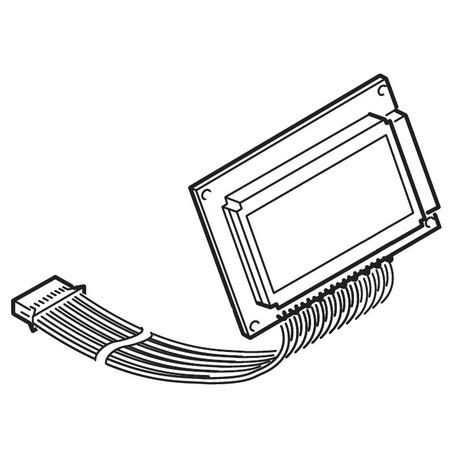 LCD Assembly, Singer #416395101