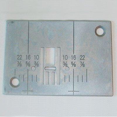 Needle Plate, Singer #416462201