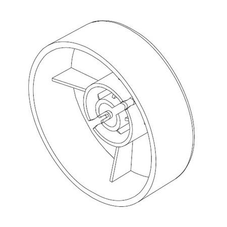 Handwheel, Singer #416495001