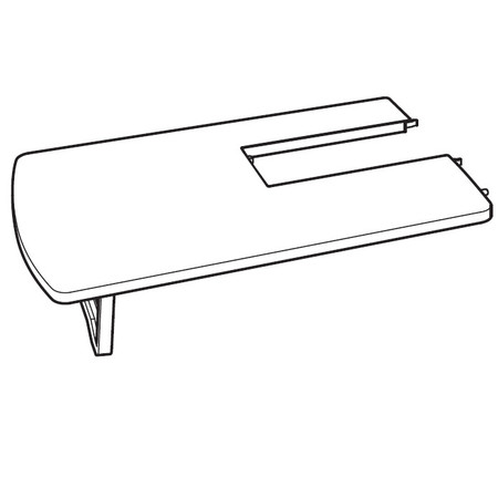 Extension Table, Singer #416539001