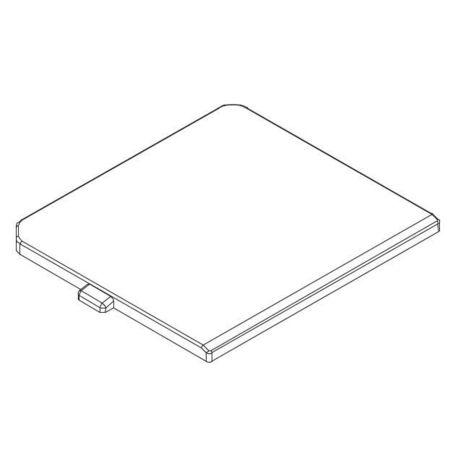 Bobbin Cover Plate, Pfaff #416679701