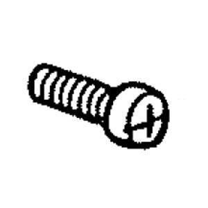 Screw M3.5x10, Brother #60351012