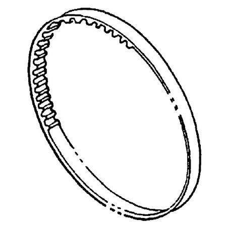 Motor Belt, Simplicity #61441
