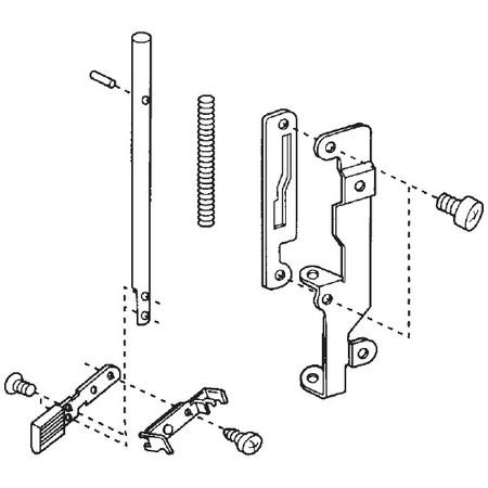 Needle Threader Unit, Janome #660605005