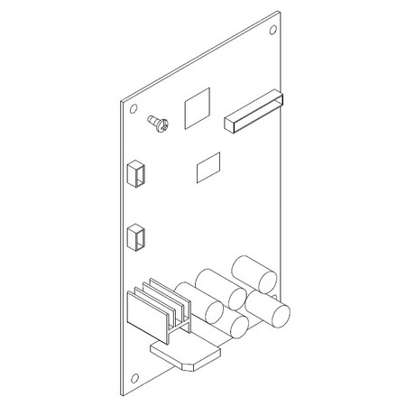 Main Circuit Board, Singer #68003745