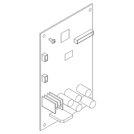 Main Circuit Board, Singer #68003745