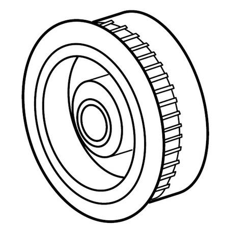 Handwheel, Janome #730036504