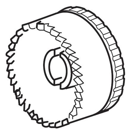 Handwheel, Babylock, Janome #748007006