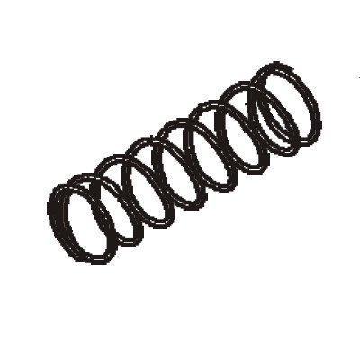 Torsion Spring, Singer #76205