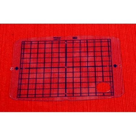Hoop Template Grid, Janome #770808200