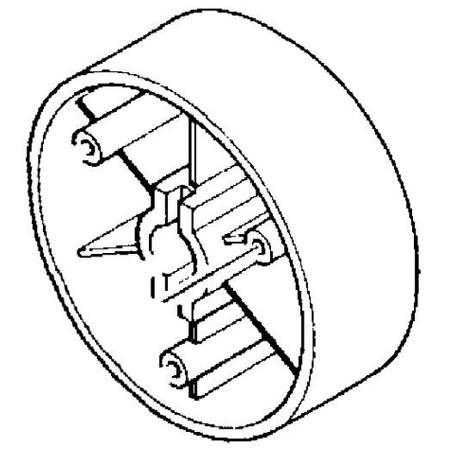 Handwheel, Singer #79021