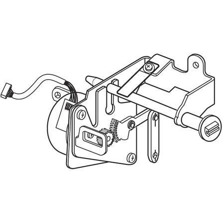 Stepping Motor (Feed) Unit, Janome #806605003