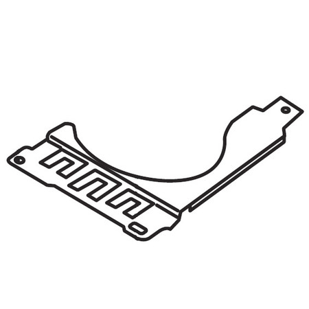 Hook Holder Plate Supporter (Left), Janome #832235010