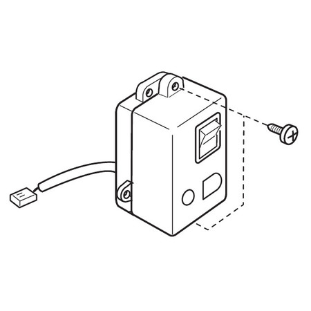 Machine Socket Unit, Janome #841514405