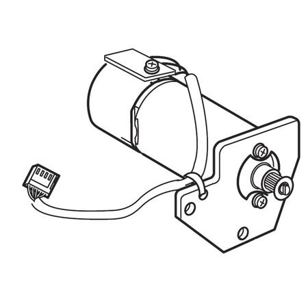 Motor Unit, Janome #846649003