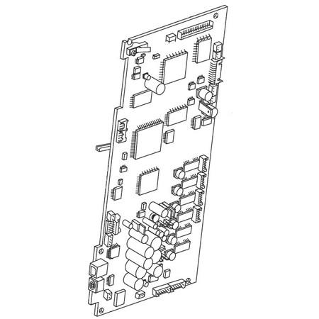Printed Circuit Board (A) Unit, Janome #850632110