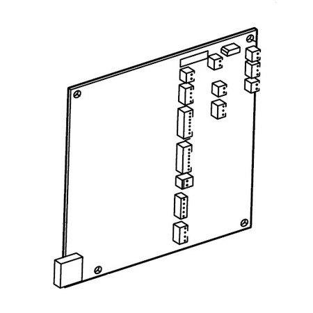 Circuit Board (A), Janome #856505007