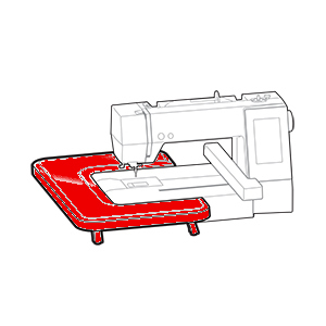 Extra Wide Table, Janome #864408004