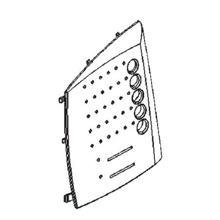 Control Panel, Singer #87377