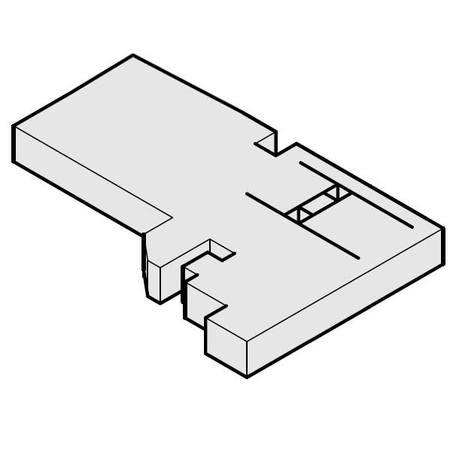 Lubricating Pad, Pfaff #91-171951-05