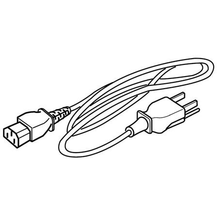 Power Cord, Janome #980559107