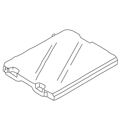 Cover Plate, Juki #A1110030000