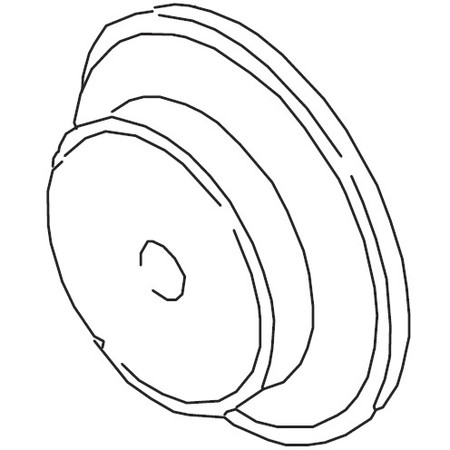 Spool Cap, Juki #A1145030000A