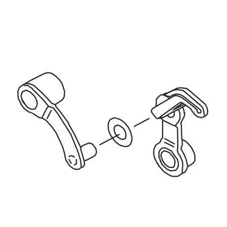 Thread Take-Up Assembly, Juki #A19010900B0