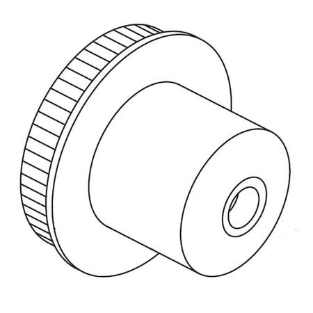 Handwheel Pulley, Babylock #B1201-02A-41