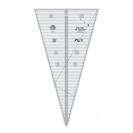 30 Degree Triangle Ruler, Creative Grids