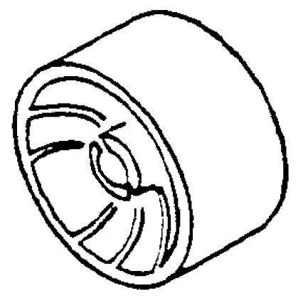 Handwheel, Singer #HP30280-C
