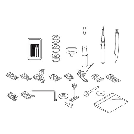 Accessory Set, Singer #HP34062
