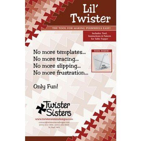 Lil Twister Pinwheel, Twister Sisters