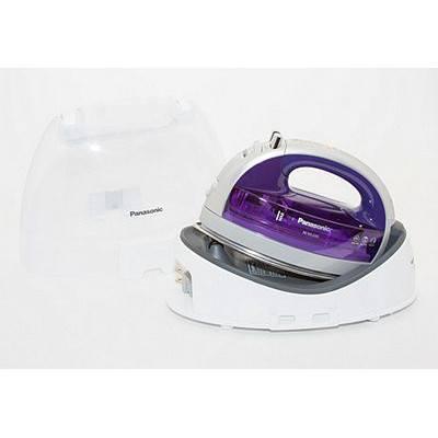 Cordless Iron, Purple, Panasonic