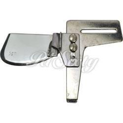 "3/8"" Single Fold Up Turn Hemmer #S75U 3/8"