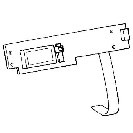 LCD Board Assembly, Brother #XA4332001