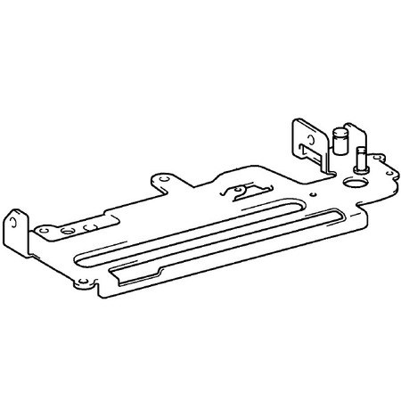 Main Frame Assembly, Brother #XA5302001